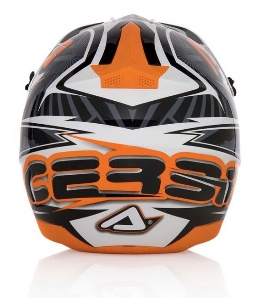 Каска ACERBIS Profile Basic Orange