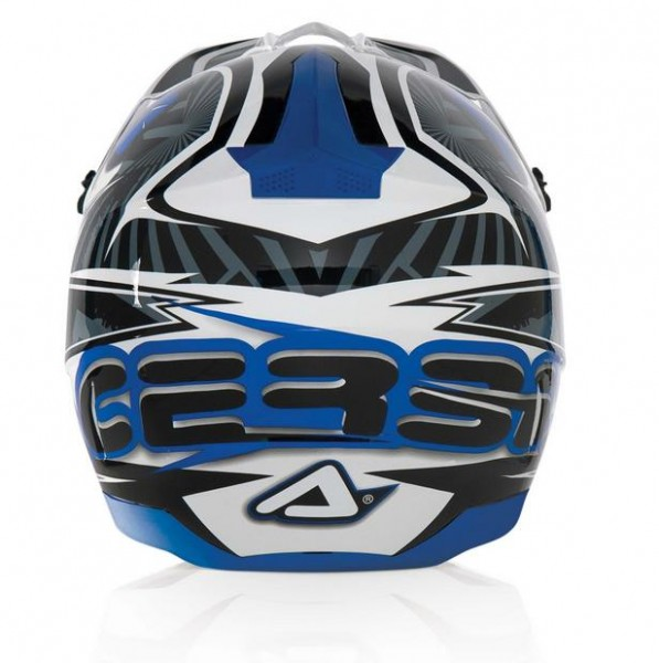 Каска ACERBIS Profile Basic Blue