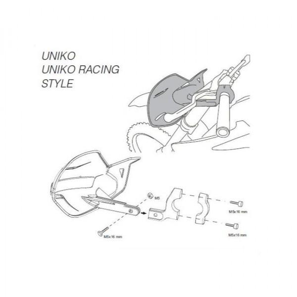 Предпазители за ръце Uniko MX