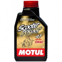 MOTUL SCOOTER POWER 5W40 4Т