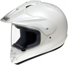 Каска SHOEI  HORNET DS Crystal White