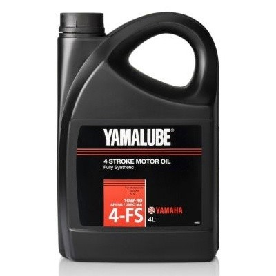 YAMALUBE 10W40 full synthetic