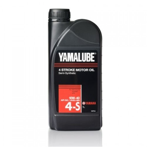 YAMALUBE 10W40 semi synthetic