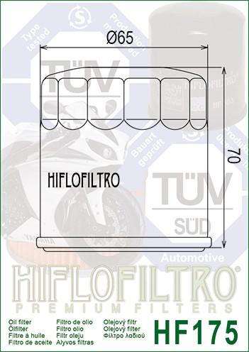 Маслен филтър HF175