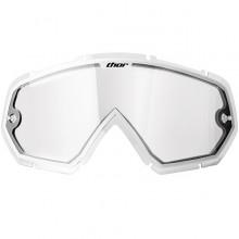 Двойна прозрачна плака за очила THOR