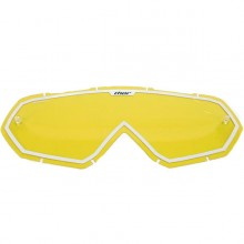 Жълта плака за очила THOR
