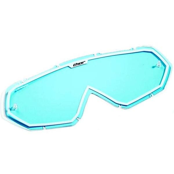 Синя плака за очила THOR