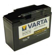Акумулатор YTR4A-BS VARTA