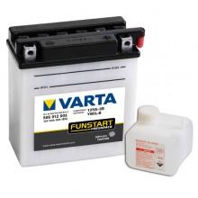 Акумулатор YB5L-B VARTA