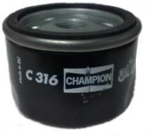 CHAMPION маслен филтър C316