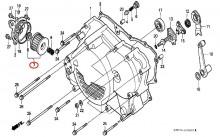 Маслен филтър за HONDA 15410-KF0-315