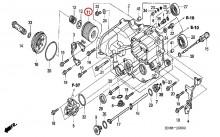 Маслен филтър за HONDA 15412-KEA-003