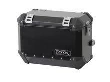 Страничен куфар TraX ALU-BOX 45L