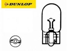 Крушка 12V3W DUNLOP