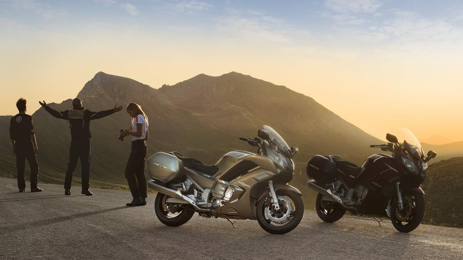 Нов Мотоциклет Ямаха FJR1300A