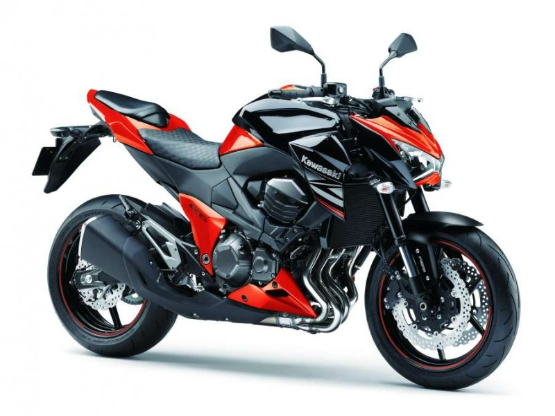 Нов Мотоциклет Kawasaki Z 800 ABS