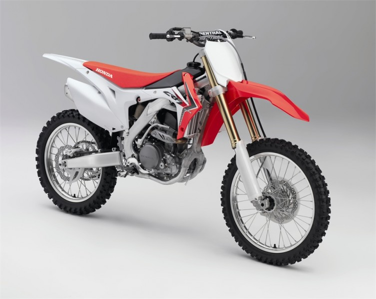Нов Мотоциклет Honda CRF 250 RE