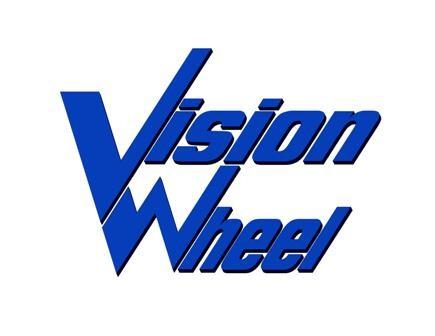 Задна джанта VISION 12 цола