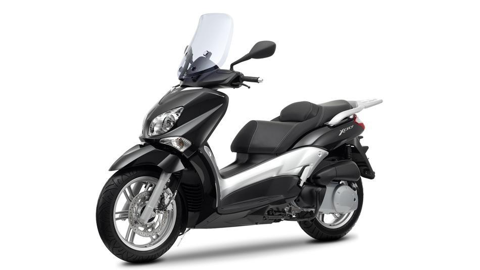 Нов Мотоциклет Ямаха X-CITY 250