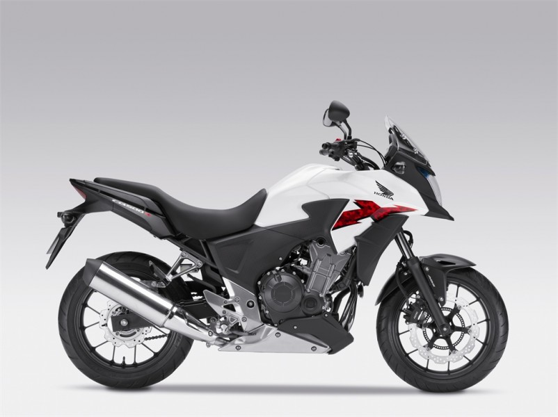 Нов Мотоциклет Honda NC 700 X
