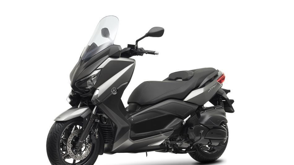Нов Мотоциклет Ямаха X-MAX 400