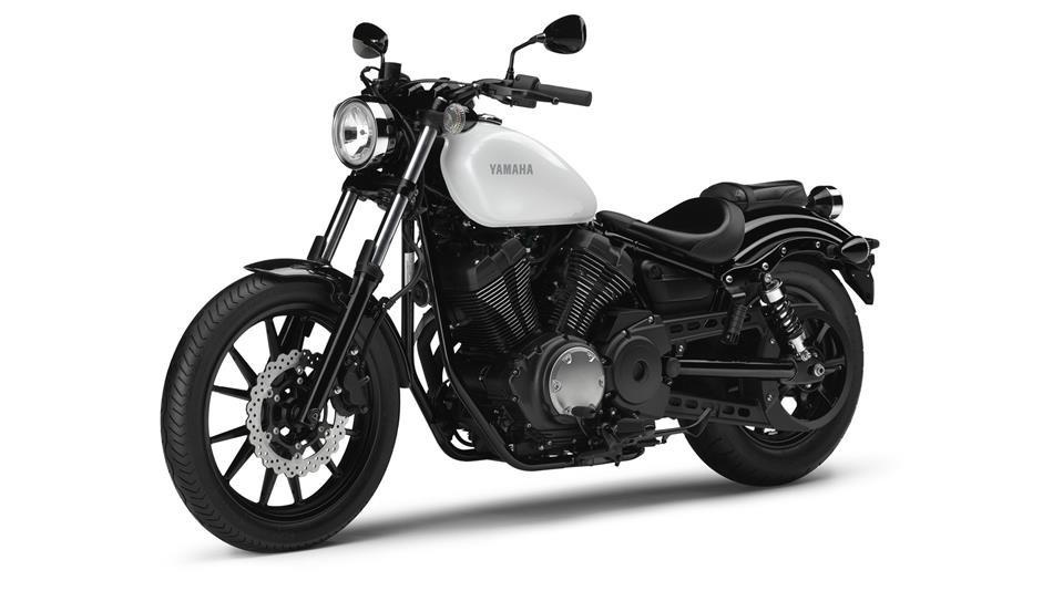 Нов Мотоциклет Ямаха XV950