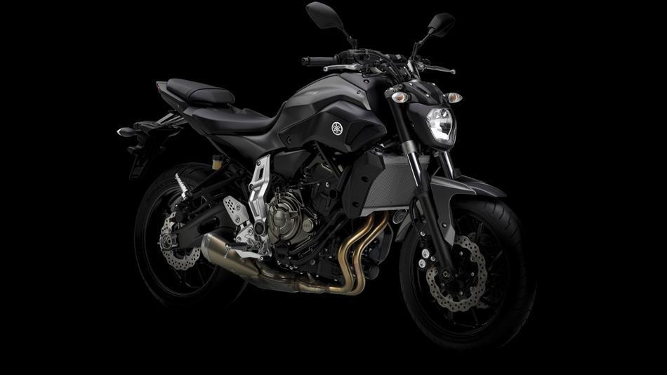 Нов Мотоциклет Ямаха MT-07