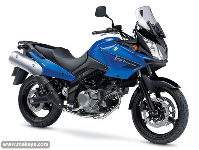 Нов Мотоциклет Suzuki V-strom DL 650 ABS