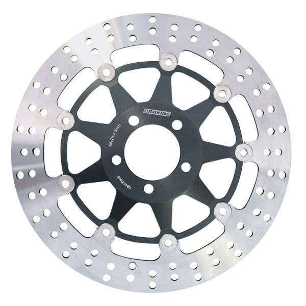 Спирачен диск BRAKING STX01C