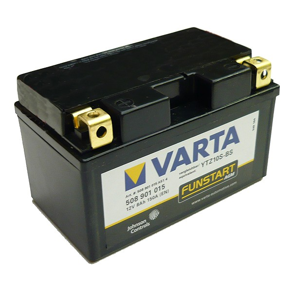 Акумулатор YTZ10S-BS VARTA