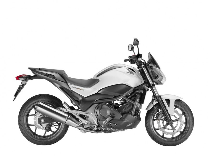 Нов Мотоциклет Honda NC 700 S