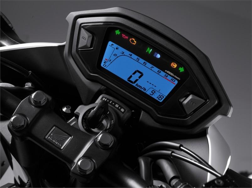 Нов Мотоциклет Honda CB 500 F