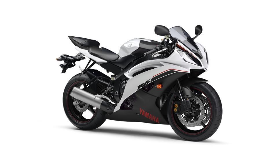 Нов Мотоциклет Ямаха YZF-R6