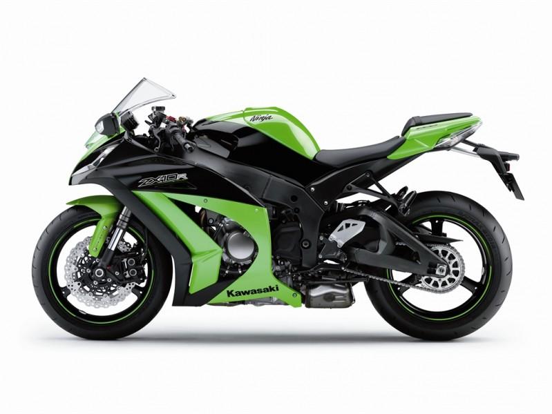 Нов Мотоциклет Kawasaki ZX 10R ABS
