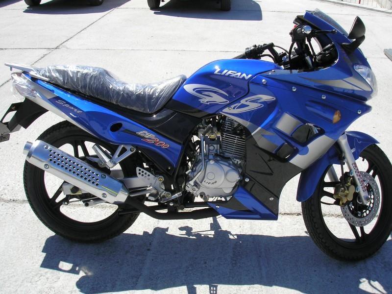 Нов Мотоциклет LIFAN FS200-III