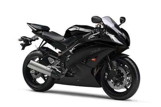 Нов Мотоциклет Yamaha YZF R6