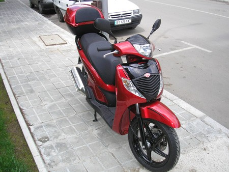 Нов Скутер Honda SH 125