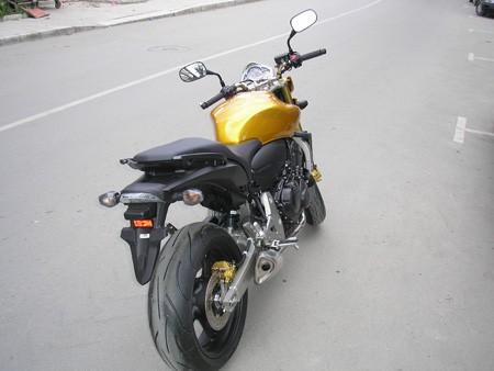 Нов Мотоциклет Honda CB 600