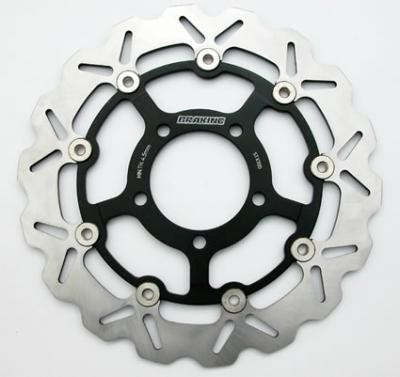 Спирачен диск BRAKING STX09
