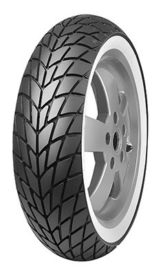 Гума MC 20 MONSUM WHITE 120/70-10 (54L) TL